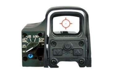 Laser Devices EOLAD-2VI Red Dot Sight with Visible Red Pointer