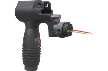 Laser Devices HK MP5K Dual Beam Grip Laser Sights with One 3-volt 123A Lithium Battery and Alignment Tool
