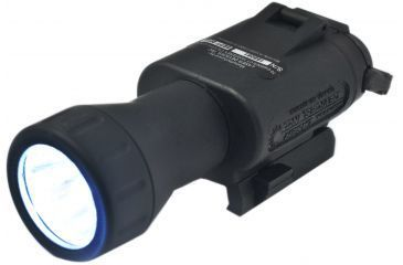 Laser Devices LED Light LAS/TAC 2 Series w/ Lever Switch for Glock, Full Size Light Head