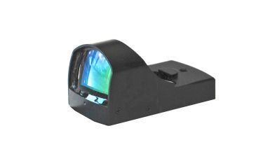 Laser Devices Miniature Black Red Dot Sight 60018
