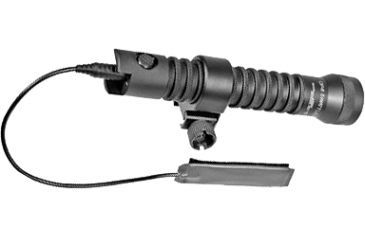 Laser Devices Operator OP-6 Weapon LED Light w/ 1inch Ring Mount and Remote Cable Switch - 214013