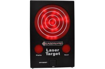 LaserLyte Laser Target Trainer System TLB-1