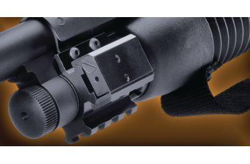 1-LaserLyte Shotgun Tri-Rail Mounting System Magazine Tube ADP-TRIR-140