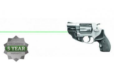 Lasermax CenterFire Green Laser Sight, Smith and Wesson Jframe Award Warranty