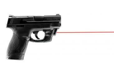 LaserMax CenterFire Red Laser Sight - S&W M&P Shield 9mm Handgun - CF-SHIELD