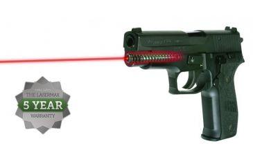 Lasermax Guide Rod Laser Sights for SiGARMS Pistols Award Warranty