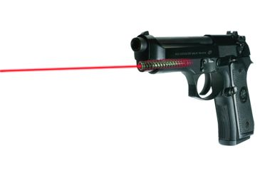 13-LaserMax Green Laser Sight for Beretta 92, 96 and Taurus 92, 99, 100, 101