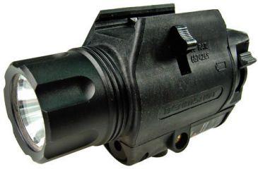 Beamshot 3W LED Light And Green Tactical Lasersight Handgun Combo