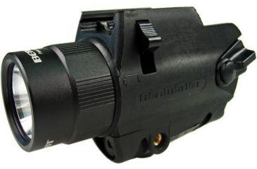Beamshot Red Laser Sight And 3W LED Light Handgun Combo