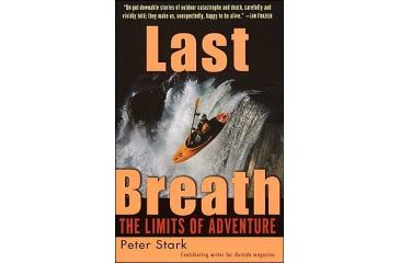 Last Breath, Peter Stark, Publisher - Random House
