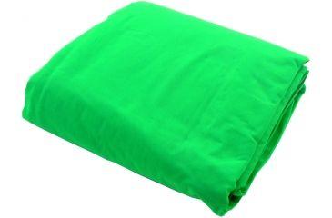Lastolite Camera Lighting Equipment 10'x24' Curtain Chromakey - Green LL LC5881