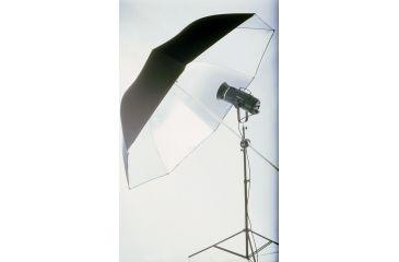 Lastolite Camera Lighting Equipment 5' Jumbo Umbrella - Black/white W/clamp And Sandbag LL LU5821