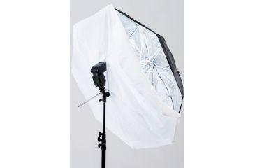 Lastolite Camera Lighting Equipment 8 in 1 Umbrella Fiber LL LU4538F