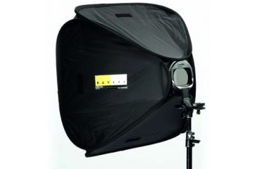 "Lastolite Camera Lighting Equipment Lastolite EZYBOX HOTSHOE 15""x15"" M2 LL-LS2438M2"