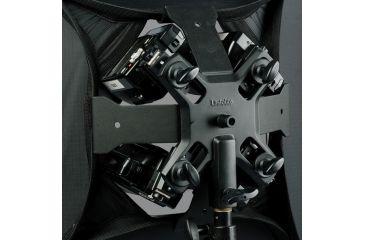 """Lastolite Ezybox Studio Quad Bracket with 36"""" Ezybox Studio View 3 - LL-LS2590"""