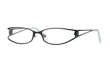 Laura Ashley Addison SELA ADDI00 Single Vision Prescription Eyewear - Dove SELA ADDI005435 GY