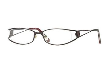 Laura Ashley Addison SELA ADDI00 Progressive Prescription Eyeglasses - Freesia SELA ADDI005435 PU