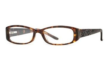 Laura Ashley Brie SELA BRIE00 Eyeglass Frames - Tortoise SELA BRIE005235 TO
