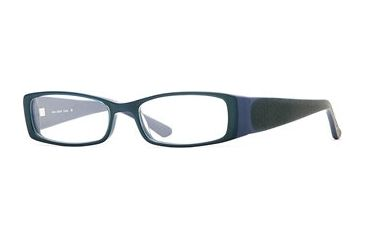 Laura Ashley Carole SELA CARE00 Eyeglass Frames - Pool SELA CARE005235 BL