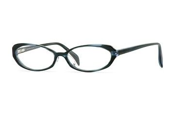 Laura Ashley Lana SELA LANA00 Single Vision Prescription Eyewear - Aqua SELA LANA005335 BL