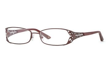 Laura Ashley Maggie SELA MAGG00 Bifocal Prescription Eyeglasses - Blossom SELA MAGG005235 PK