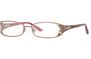 Laura Ashley Maggie SELA MAGG00 Bifocal Prescription Eyeglasses - Terracotta SELA MAGG005235 GO