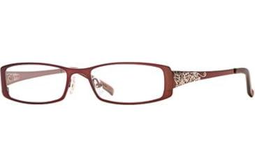 Laura Ashley Nicola SELA NICL00 Eyeglass Frames - Mocha SELA NICL005130 BN