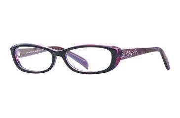 Laura Ashley Recess Crush SELG RECE00 Eyeglass Frames - Grape Jelly SELG RECE004925 PU