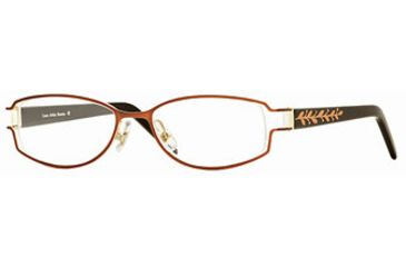 Laura Ashley Rosetta SELA ROST00 Eyeglass Frames - Ginger SELA ROST004925 BN