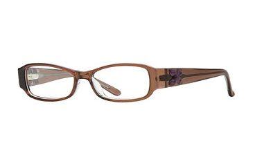 Laura Ashley Sweet Pea SELG SWEE00 Eyeglass Frames - Brown Sugar SELG SWEE004415 BN