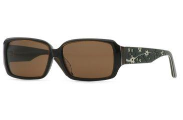 Laura Ashley Trista SELA TRIS06 Progressive Prescription Sunglasses SELA TRIS065330 BN - Lens Diameter 53 mm, Frame Color Chamomile, Lens Diameter 53 mm