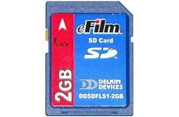 Leaf River Secure Digital Memory Card 2GB for Wildlife Cameras