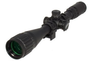 Leapers UTG 1in 3-12x40 Full Size AO Mil-dot Riflescope SCP-U312AORGW