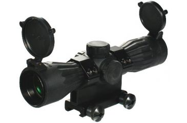 Leapers 4x32 TS Platform Mini Rubber Armored Scope
