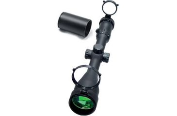 Leapers Accushot 30mm SWAT 4-16X56 A.O. Full Size Range Estimating Mil-Dot Scope SCP3-416AOMD