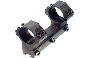 1-Leapers Accushot Airgun/.22 30mm Full Length Integral High Profile Mount RGPM2PA-30H4
