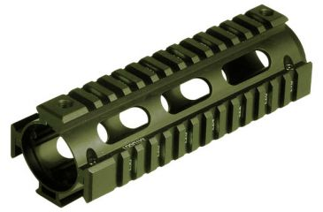 Leapers Carbine Length Quad Rail System MTU001G