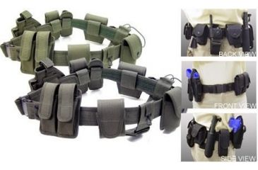 Leapers Crime-Buster Law Enforcement Complete Modular Equipment System