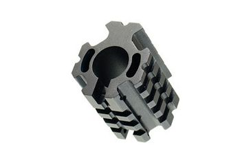 Leapers Deluxe Quad-Rail Barrel Mount MNT-GBQR04A