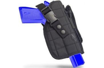 Leapers Deluxe Tactical Belt Holster PVC-H179B