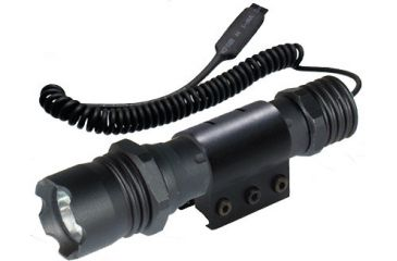 Leapers UTG Defender Series Weapon and Handheld Tactical Xenon Flashlight LT-ZL168