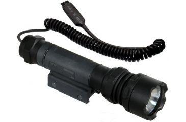 Leapers UTG Xenon Flashlight LT-ZL337 w/ Weapon Mount