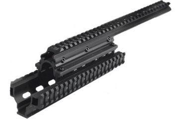 Leapers UTG Tactical Quad Rails for Saiga 12 Ga & Compatibles MNT-HGSG12