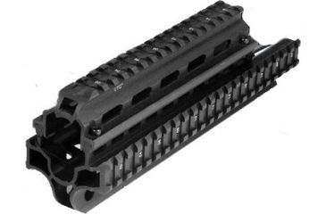 Leapers UTG Tactical Quad Rail for Saiga 7.62X39mm & Compatibles MNT-HGSG39