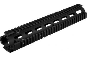 Leapers UTG Tactical Metal Quad Rails for M4/AR15 Full Length Rifles MNT-T416L
