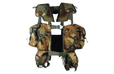 Leapers Multi-Functional Tactical Vest - Camo PVC-546C