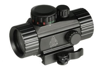 Leapers UTG SCP-RG40CDQ 4in Compact ITA Red/Green Dot Sight