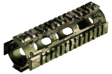 Leapers Rifle Length Quad Rail System MTU001R