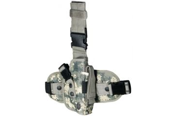 Leapers Special Ops Universal Tactical Leg Holster PVC-H178R