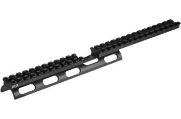 Leapers Tactical Scout Slim Rail for Ruger 10/22 Rifles w/ 26 Slot Picatinny Platform MNT-R22SS26